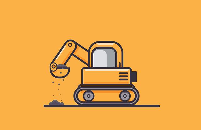 ilustrace zemních prací