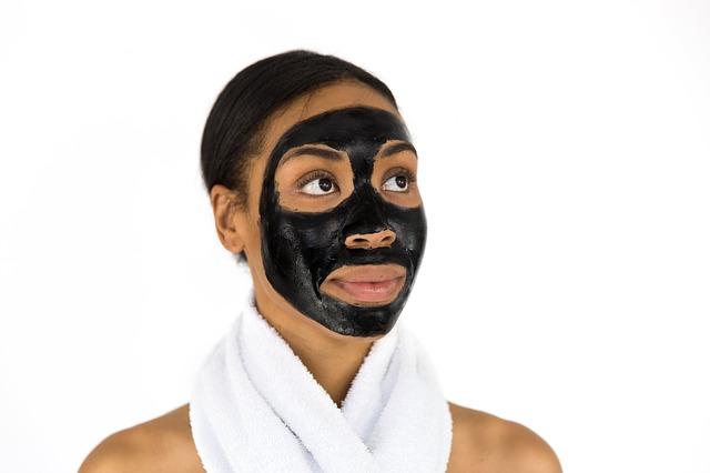 maska na póry