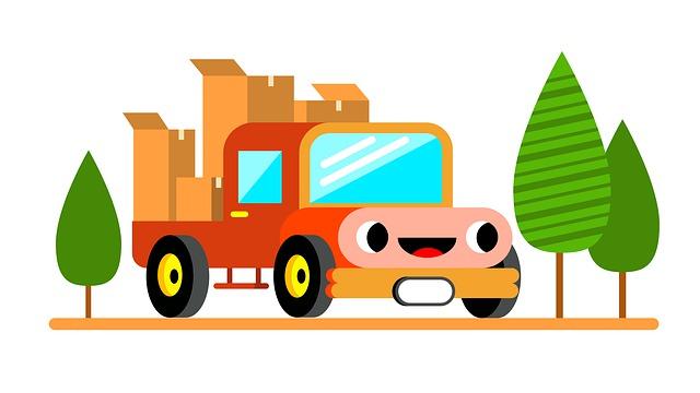 malý nákladní automobil