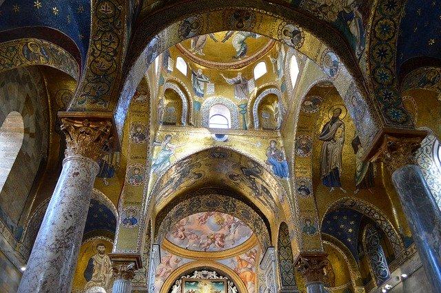 martorana církev