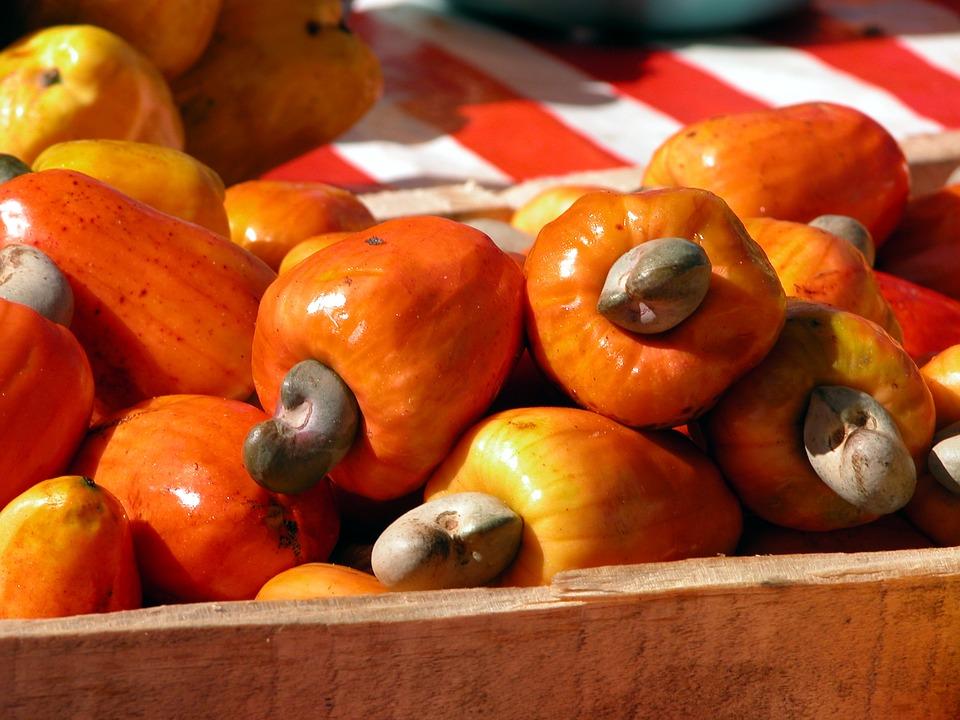 kešu ovoce
